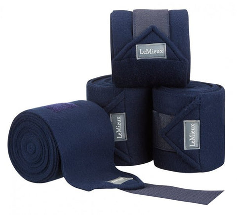 Bandages Lemieux Luxury Polo (Assorted Colours)