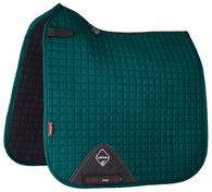 Luxury Suede Dressage Pad GREEN