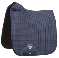 Luxury Suede Dressage Pad NAVY M & L