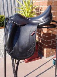 "ON TRIAL...........................Equipe Olympia Dressage 17.5"" MW/W"