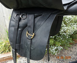 "17"" FAIRFAX CLASSIC DRESSAGE SADDLE W/EASY CHANGE GULLET"