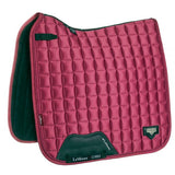 Luxury Suede Dressage Pad FRENCH ROSE M & L