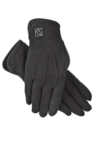 SSG Slip On Gripper Gloves Black