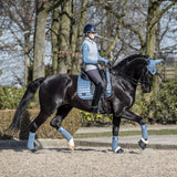 LOIRE CLASSIC SATIN DRESSAGE ICE BLUE M & L