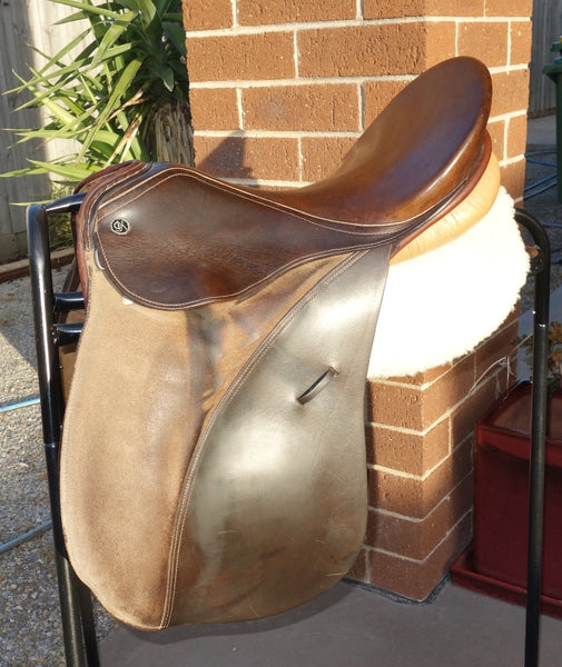 "17"" KIEFFER AP SADDLE MEDIUM GULLET"