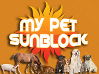 My Pet Sunblock 6 oz 170gm