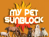 SUN  My Pet Sunblock 6 oz 170gm