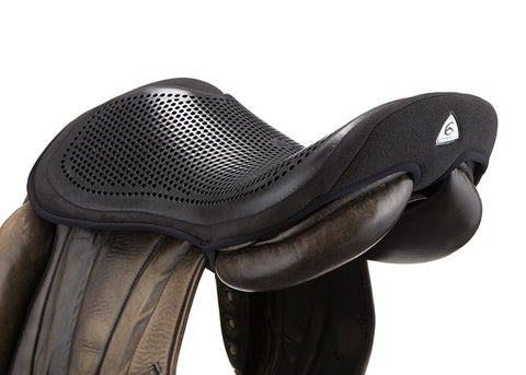 SEAT SAVER GEL OUT CUSHION RIDE 20MM BLACK OR BROWN