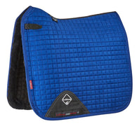 Merino + Sensitive Skin Dressage Square BENETTON BLUE