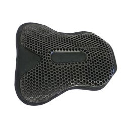 Acavallo Ortho Pubis Gel Out Seat Saver black or brown Large