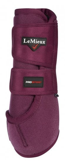 Pro Sport Support Boots PLUM