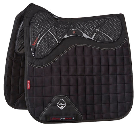 LEMIEUX X GRIP TWIN SIDED DRESSAGE PAD (PRE ORDER)