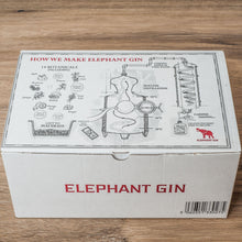 Elephant Gin Glasses