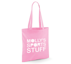 PERSONALISED SPORTS STUFF TOTE BAG