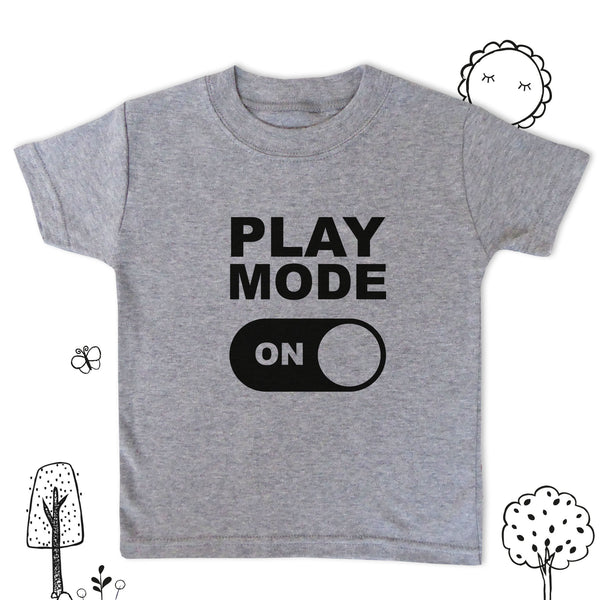 PLAY MODE TODDLER TEE