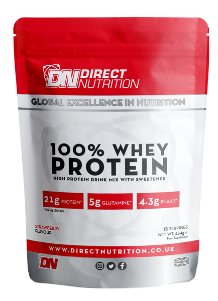 Direct Nutrition 100% Whey Protein