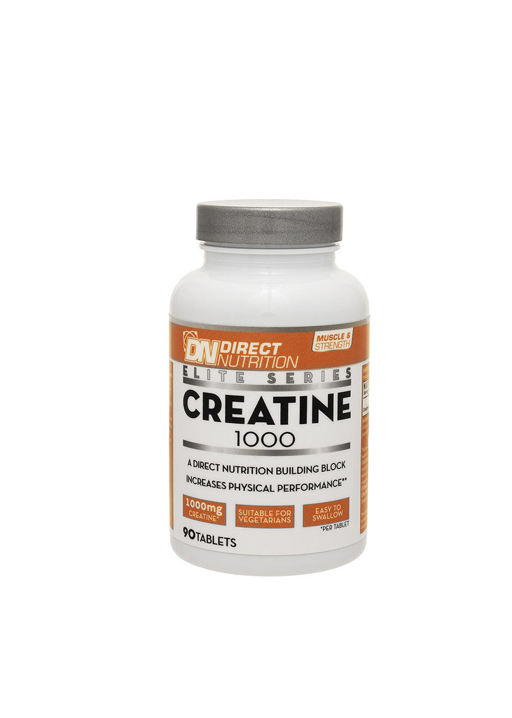 Elite Creatine 1000 Tab