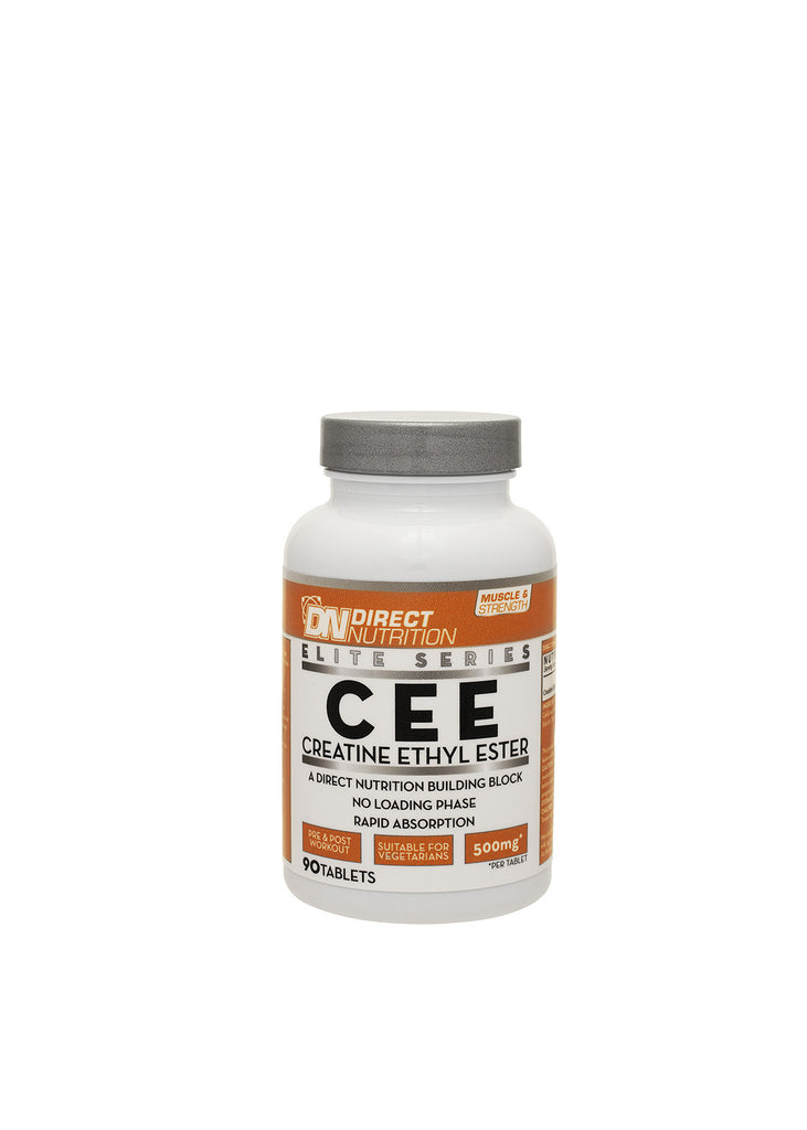 Elite Creatine Ethyl Ester Straight 2