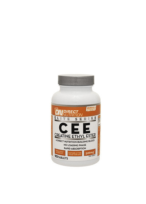 Elite Creatine Ethyl Ester Straight