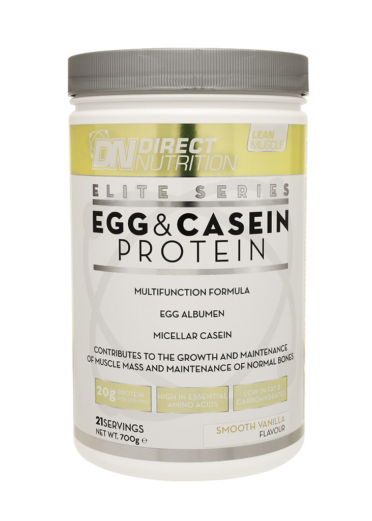 Elite Egg & Casein Straight