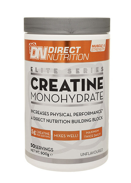 Elite Creatine monohydrate Straight