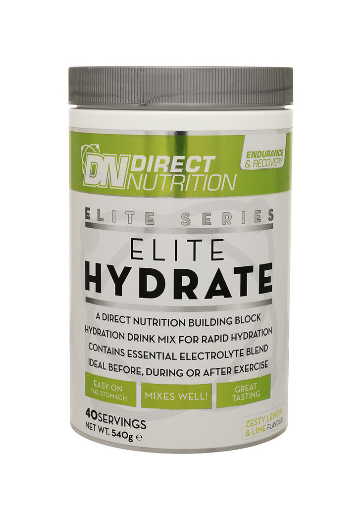 Elite Hydrate Straight