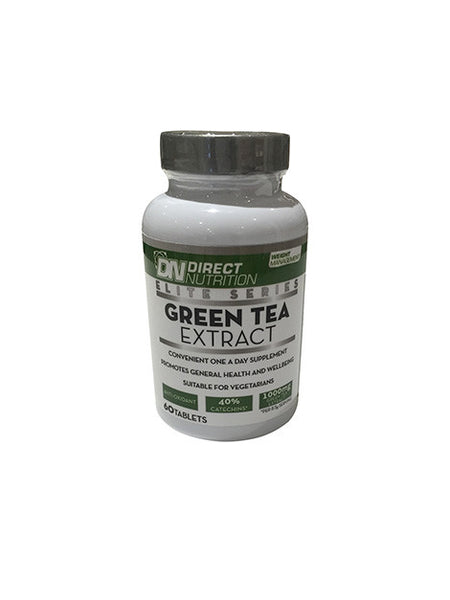 Elite Green Tea Extract Straight