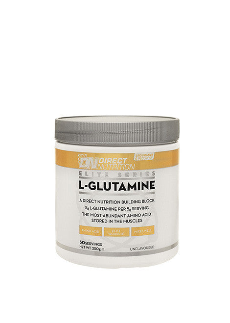 Elite L-Glutamine Straight