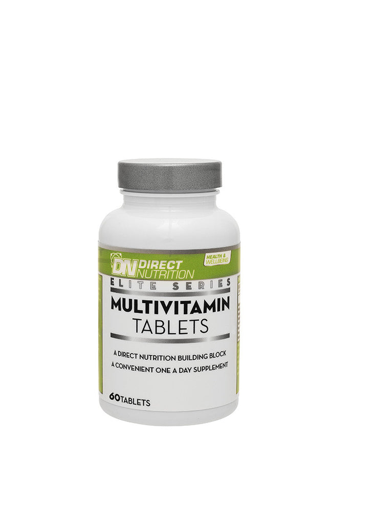 Elite Multivitamin Straight