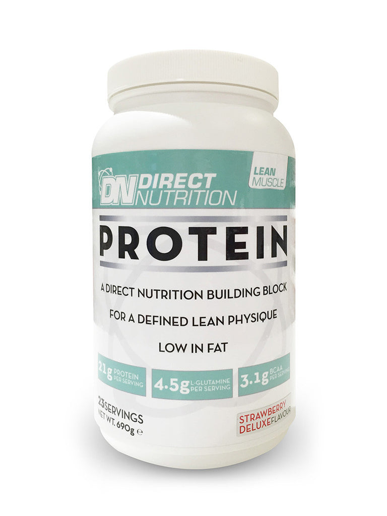 Protein Straight 690g Tub