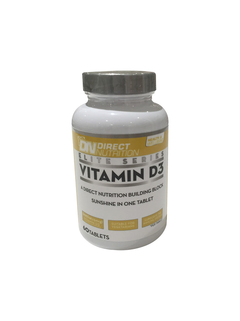 Elite Vit D3 Straight 2