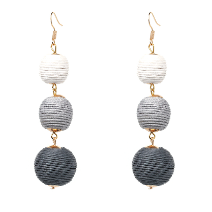Gracie Earrings - Ombre