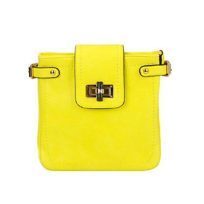 Sophia - Yellow, Handbag, Tranché Boutique, Tranché Boutique