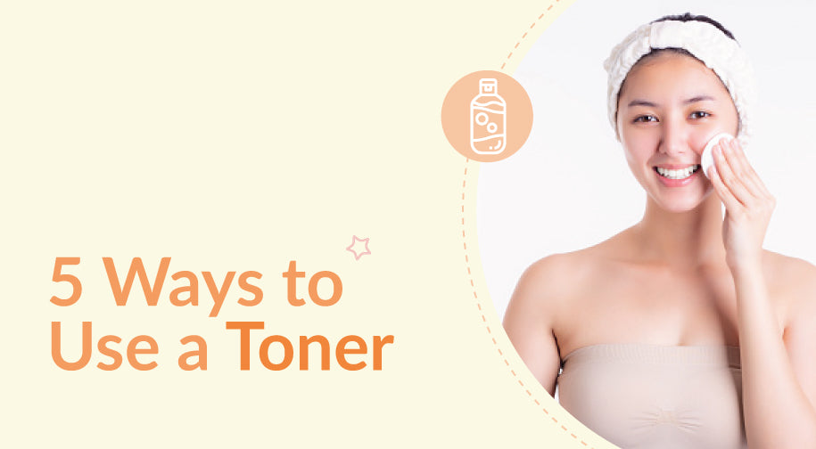 What Is Toner? Our Guide To 5 Different Ways To Use A Toner!