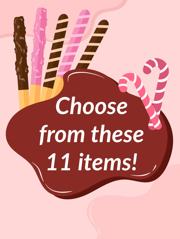 Choose from these 11 Items!