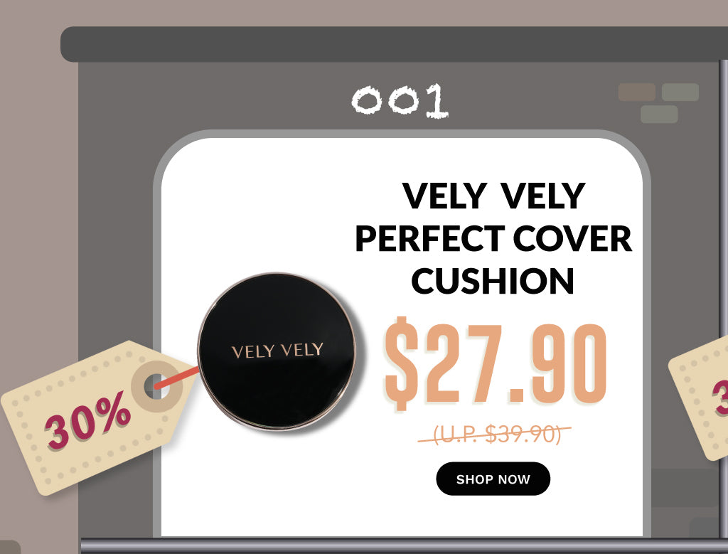 Vely Vely Perfect Cover Cushion