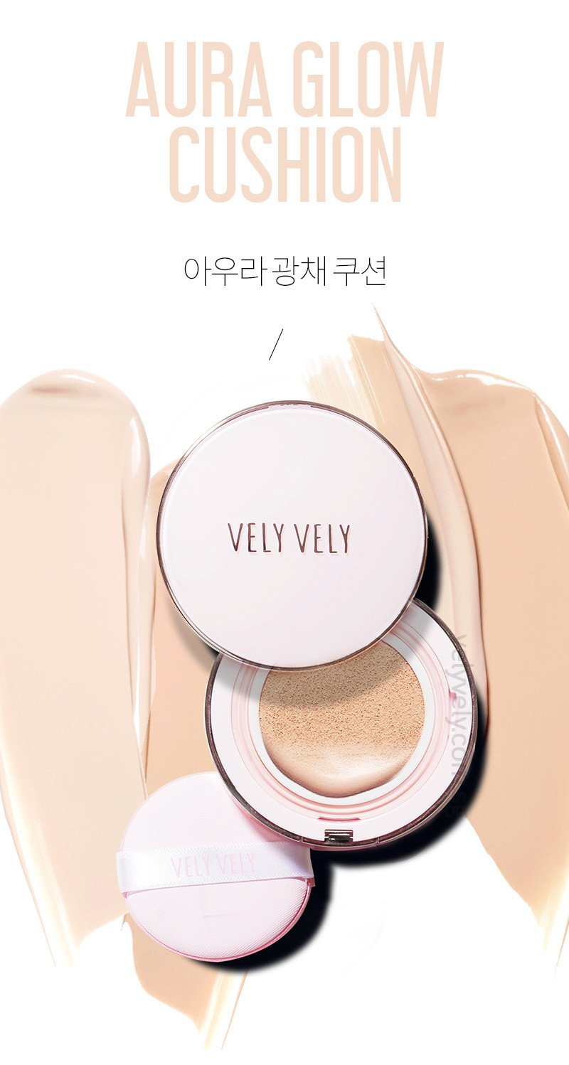 Introducing Vely Vely's Aura Glow Cushion!