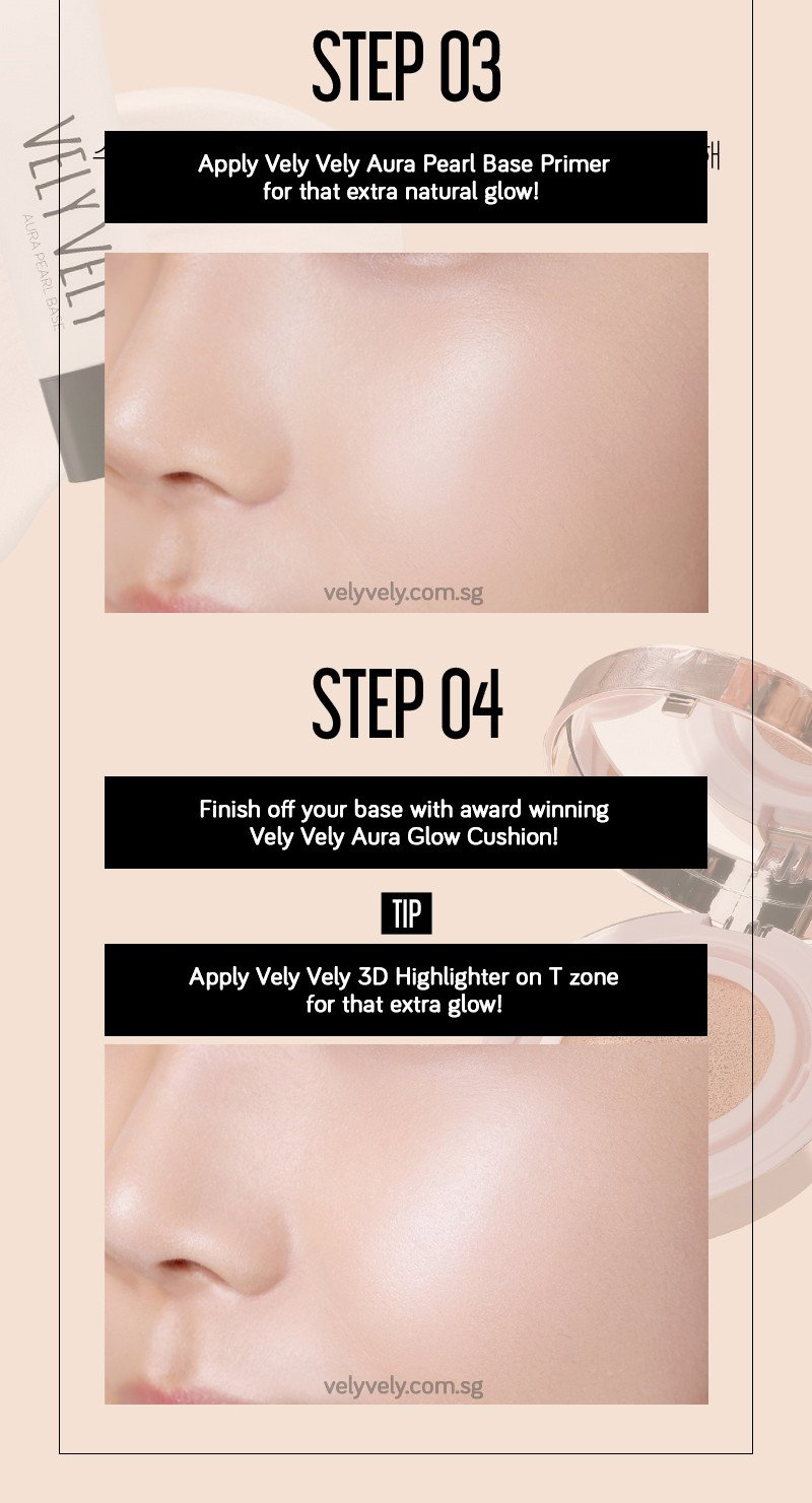 Here's how to use the Aura Glow Cushion