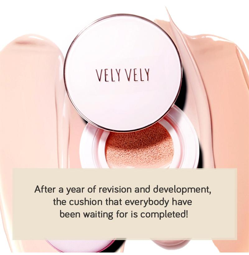 Vely Vely's Aura Glow Cushion is finally here!