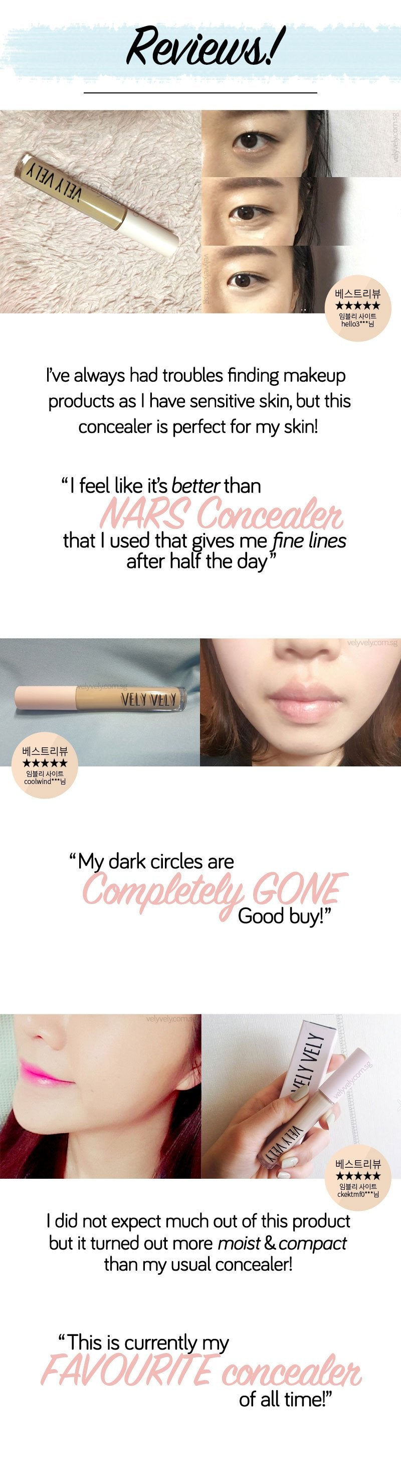 Check out IM Custom Flawless Concealer's reviews!