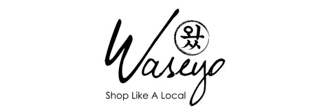 Waseyo is here to help you shop like a local <3