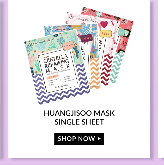 Huangjisoo Single Mask Sheets