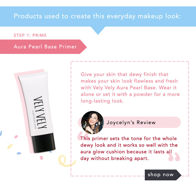 Joycelyn Thiang's Review of Vely Vely Aura Pearl Base Primer