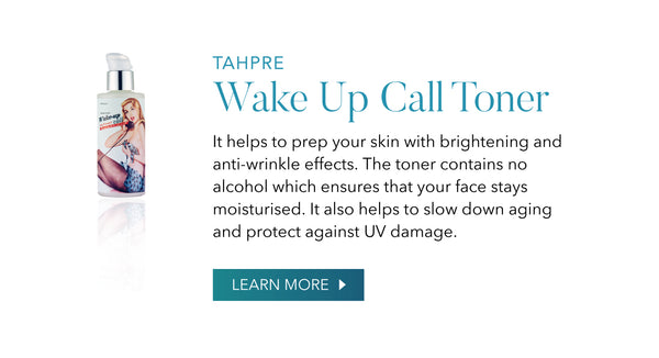 Tahpre Wake up Call Toner