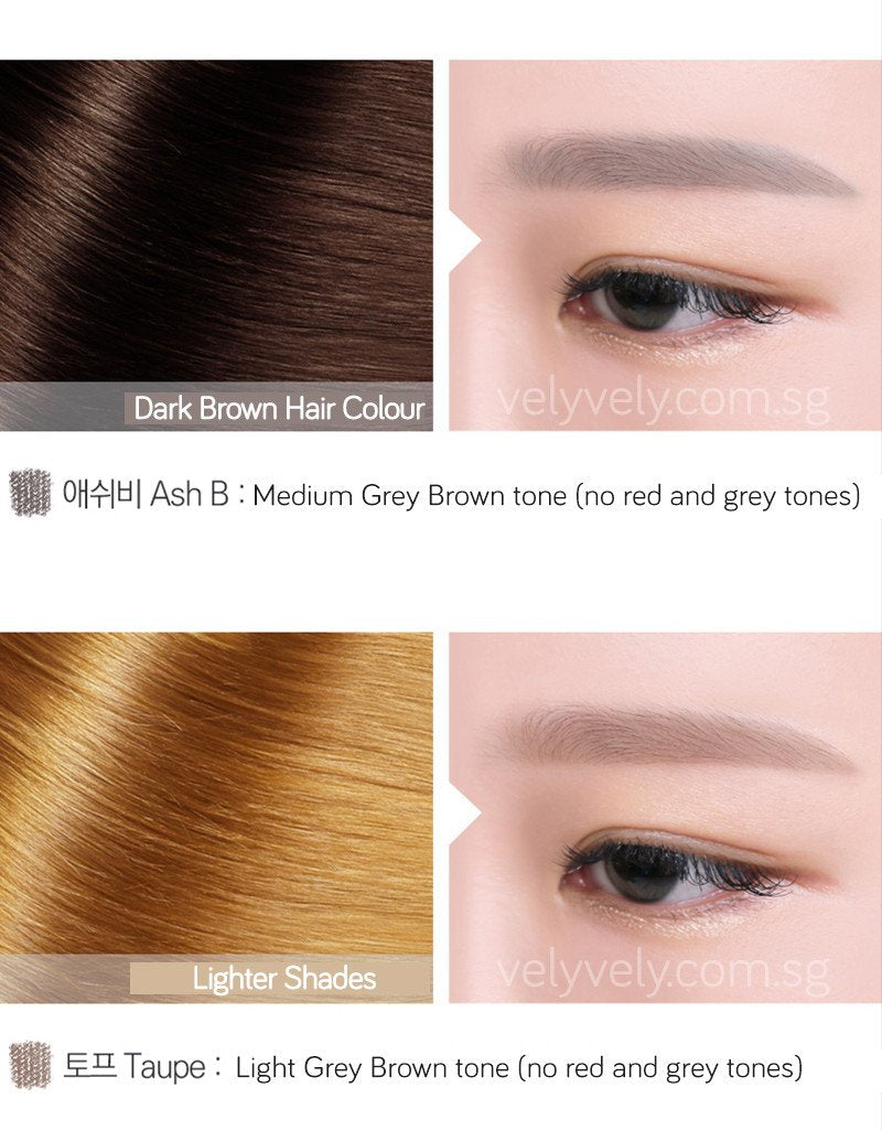 Vely Vely 15mm Microfiber Brow Pencil Waseyo