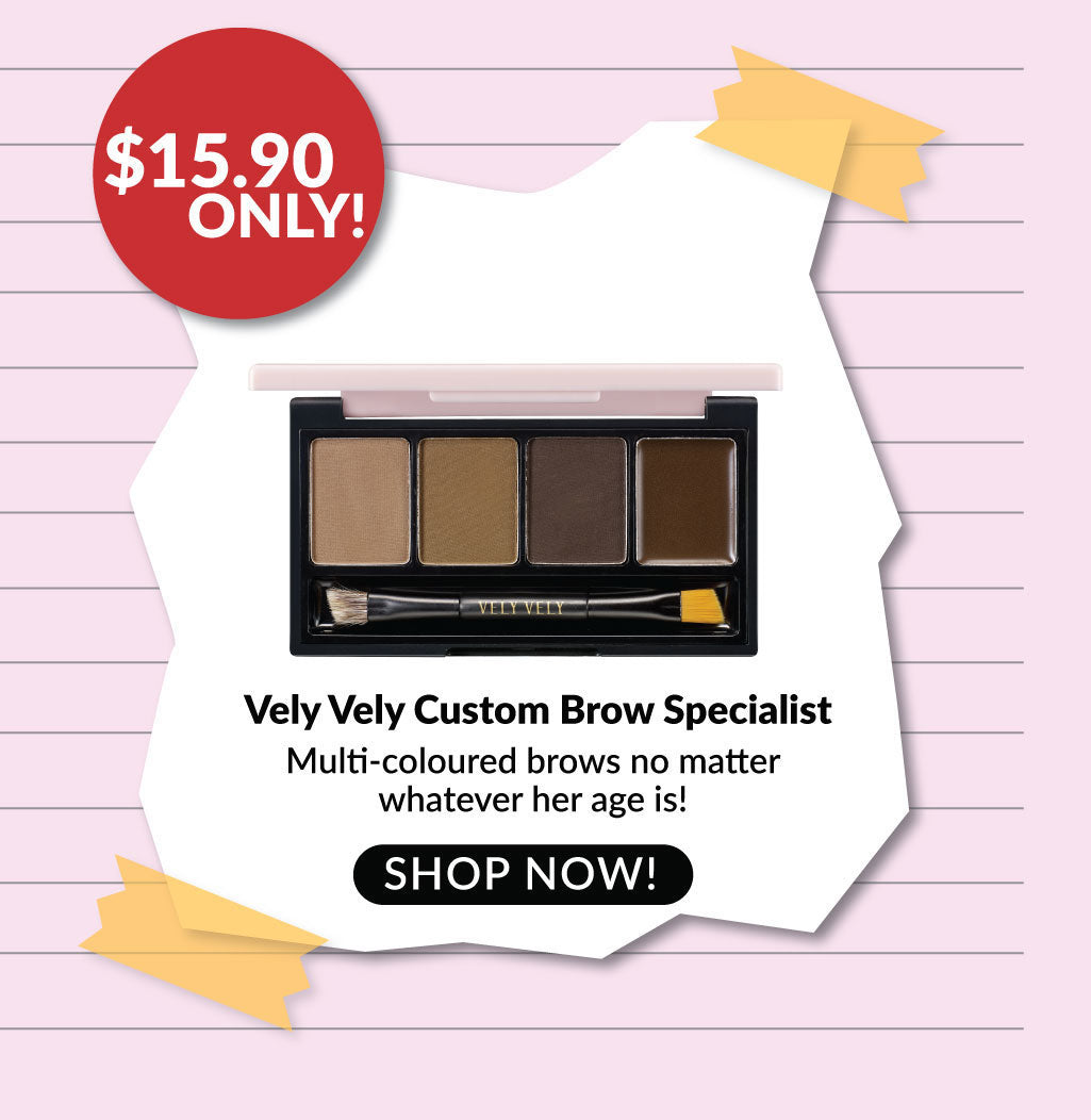 Vely Vely Custom Brow Kit