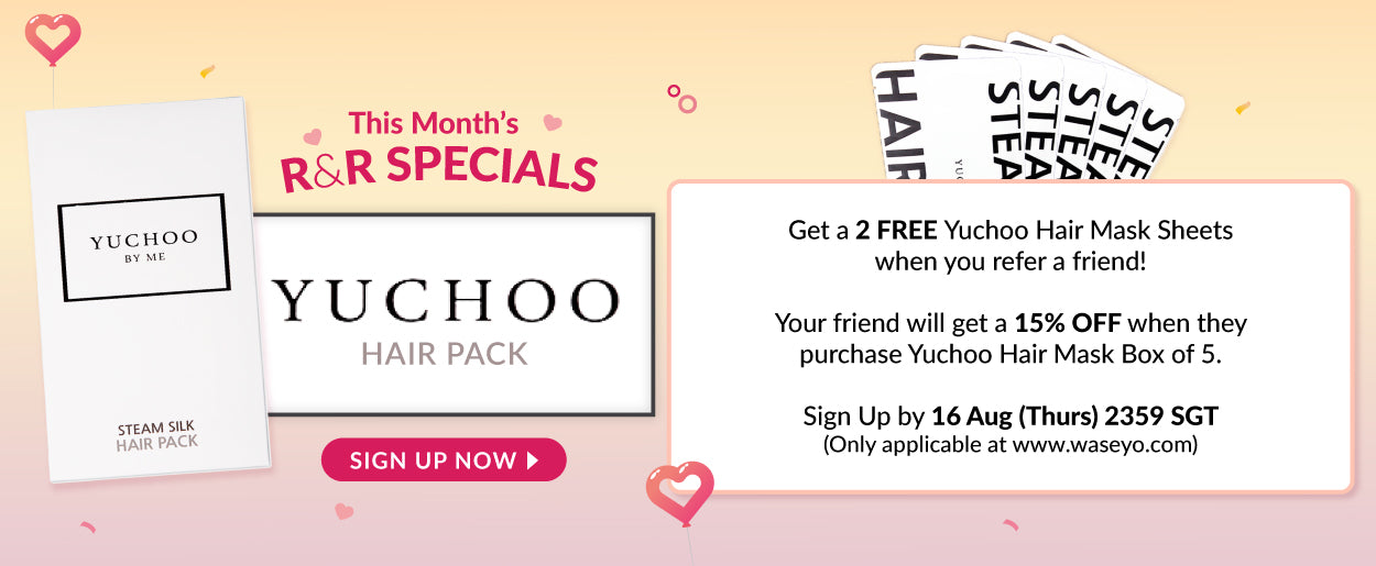 Yuchoo Review & Refer Month - Sign Up Here!