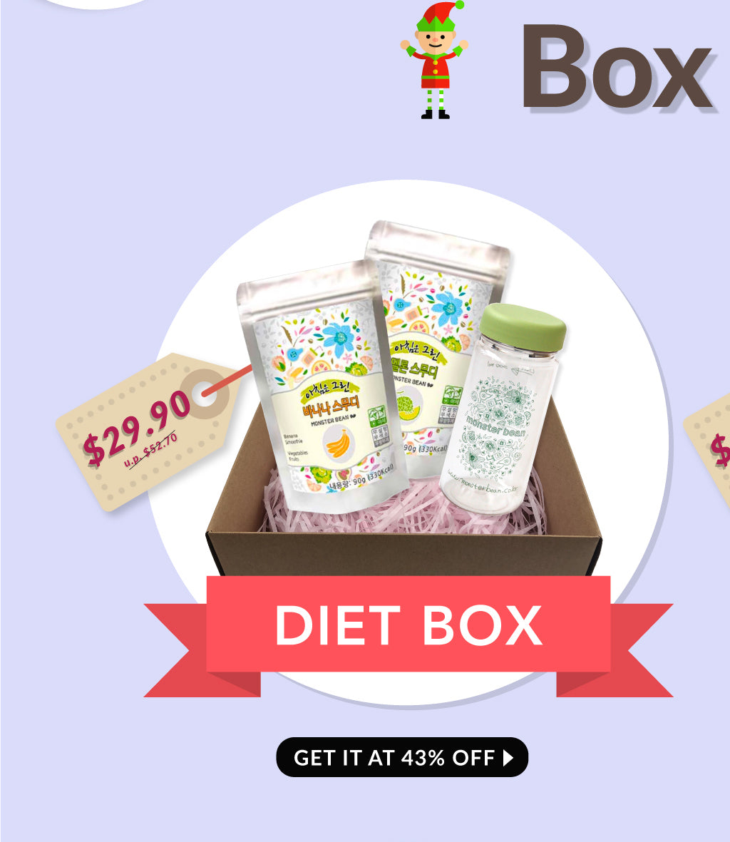 Diet Smoothie Box