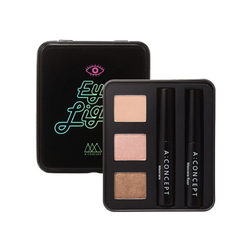 A:Concept Eye Light Daily Kit