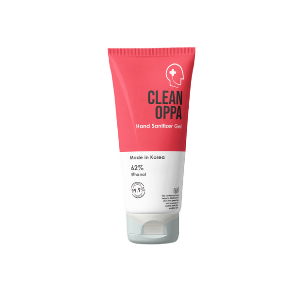 Clean Oppa Hand Sanitizer Gel - 100ml